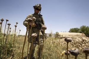 Sgt. U.S. soldier Matt Krumwiede